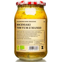 GULASZ TOM-YUM Z BOCZNIAKAMI I MANGO BIO 900 ml - ZAKWASOWNIA