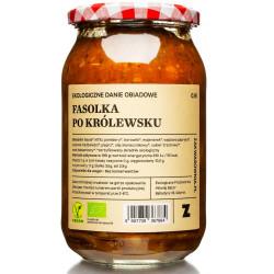 FASOLKA PO KRÓLEWSKU BIO 900 ml - ZAKWASOWNIA