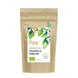 CHLORELLA BIO 625 TABLETEK 250 g (400 mg) – BATOM