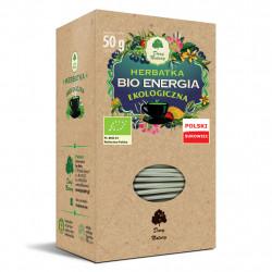 HERBATKA ENERGIA BIO (25 x 2 g) 50 g - DARY NATURY
