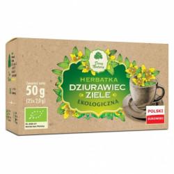 HERBATKA ZIELE DZIURAWCA BIO (25 x 2 g) 50 g - DARY NATURY