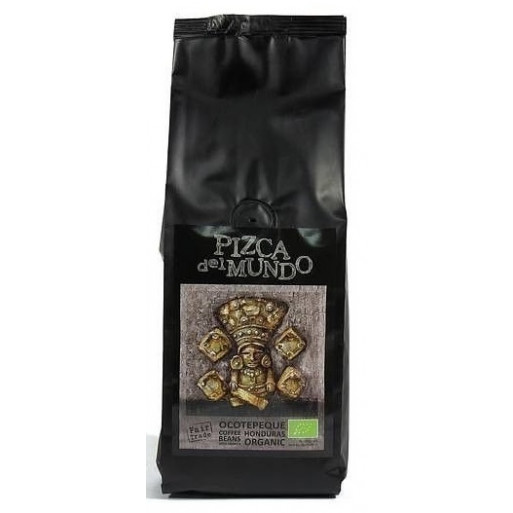 KAWA ZIARNISTA ARABICA 100 % OCOTEPEQUE FAIR TRADE BIO 250 g – PIZCA DEL MUNDO