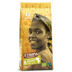 KAWA MIELONA ARABICA 100 % YIRGACHEFFE ETIOPIA FAIR TRADE BIO 250 g - OXFAM