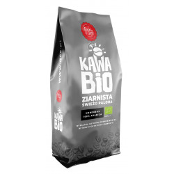 KAWA ZIARNISTA ARABICA 100 % HONDURAS BIO 250 g - QUBA CAFFE