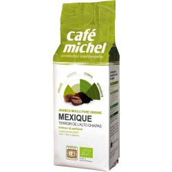 KAWA MIELONA ARABICA 100 % MEKSYK FAIR TRADE BIO 250 g - CAFE MICHEL
