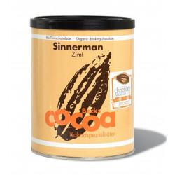 CZEKOLADA DO PICIA CYNAMONOWA FAIR TRADE BEZGLUTENOWA BIO 250 g - BECKS COCOA