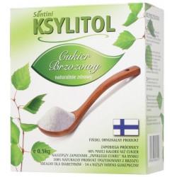 KSYLITOL 500 g - SANTINI (FINLANDIA)
