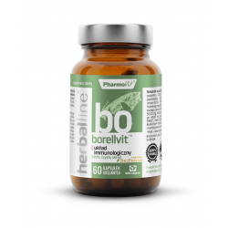 BORELLVIT 60 KAPSUŁEK 29,59 g - PHARMOVIT (HERBALLINE)