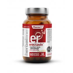ERECTAVIN 60 KAPSUŁEK 29,36 g - PHARMOVIT (HERBALLINE)