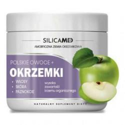 ZIEMIA OKRZEMKOWA + POLSKIE OWOCE 200 g - PERMA-GUARD (SILICAMED)