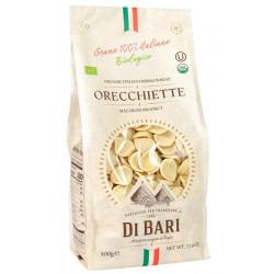 MAKARON (SEMOLINOWY) ORECCHIETTE BIO 500 g - PASTIFICIO DI BARI