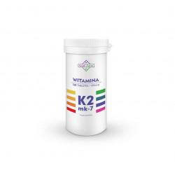 WITAMINA K2 MK7 120 TABLETEK (100 mcg) - SOUL FARM