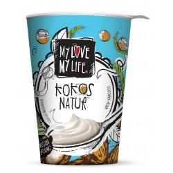 PRODUKT KOKOSOWY NATURALNY BIO 400 g - MY LOVE MY LIFE