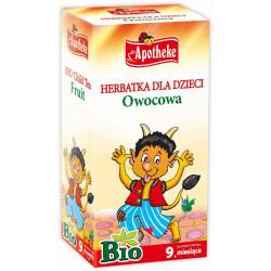 HERBATKA DLA DZIECI - OWOCOWA BIO (20 x 2 g) 40 g - APOTHEKE