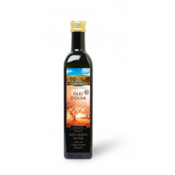 OLIWA Z OLIWEK EXTRA VIRGIN BIO 500 ml - LA BIO IDEA