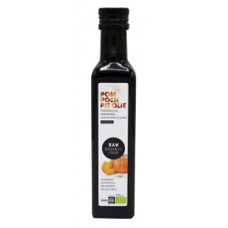OLEJ Z PESTEK DYNI VIRGIN RAW BIO 250 ml - RAW ORGANIC FOOD