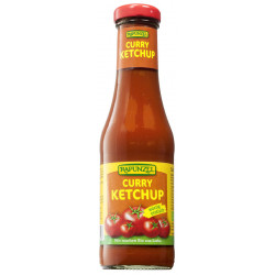 KETCHUP Z CURRY BIO 450 ml - RAPUNZEL