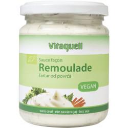 SOS REMOULADE (TATARSKI) WEGAŃSKI BIO 250 ml - VITAQUELL