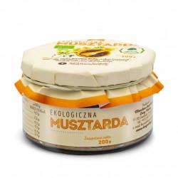 MUSZTARDA BIO 200 g - DARY NATURY