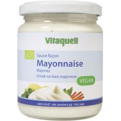 MAJONEZ WEGAŃSKI BIO 250 ml - VITAQUELL