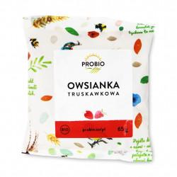 OWSIANKA TRUSKAWKOWA BIO 65 g - PROBIO