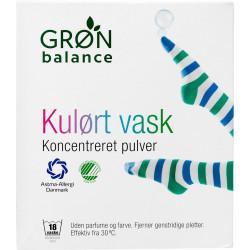 PROSZEK DO PRANIA KOLOROWYCH UBRAŃ 785 g - GRON BALANCE