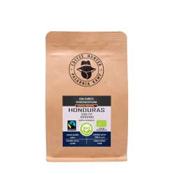 KAWA ZIARNISTA ARABICA 100 % HONDURAS FAIR TRADE BIO 250 g - COFFEE HUNTER