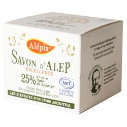 MYDŁO ALEP EXCELLENCE 25 % ECO 190 g - ALEPIA