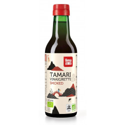 SOS SOJOWY TAMARI WINEGRET WĘDZONY BIO 250 ml - LIMA
