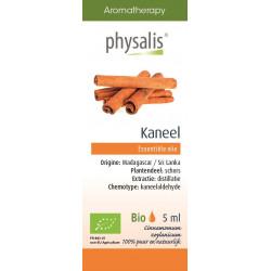 OLEJEK ETERYCZNY CYNAMONOWIEC CEJLOŃSKI (KANEEL) BIO 5 ml - PHYSALIS