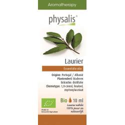 OLEJEK ETERYCZNY WAWRZYN SZLACHETNY (LAURIER) BIO 10 ml - PHYSALIS