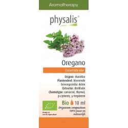 OLEJEK ETERYCZNY OREGANO (OREGANO) BIO 10 ml - PHYSALIS