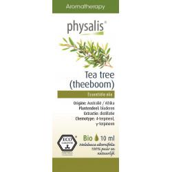 OLEJEK ETERYCZNY DRZEWO HERBACIANE (TEA TREE) ECO 10 ml - PHYSALIS