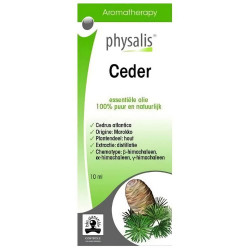 OLEJEK ETERYCZNY CEDR ATLASKI (CEDER) ECO 10 ml - PHYSALIS