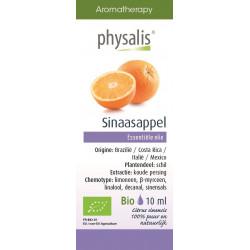 OLEJEK ETERYCZNY POMARAŃCZA CHIŃSKA (SINAASAPPEL) BIO 10 ml - PHYSALIS