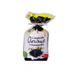 Ciasteczka owsiane z czarnuszką B-C 150 g