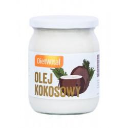 Olej kokosowy 500 ml DietWital