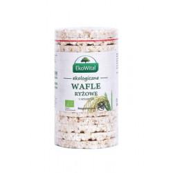 Wafle ryżowe bez soli BEZGL. BIO 100 g Ekowital