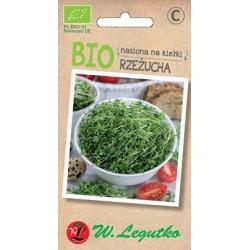 Nasiona na kiełki - Rokietta BIO 5 g Legutko