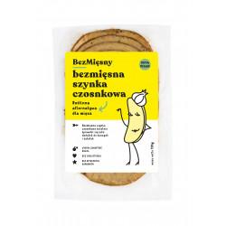 Wegańska szynka czosnkowa 120 g Bezmięsny Mięsny