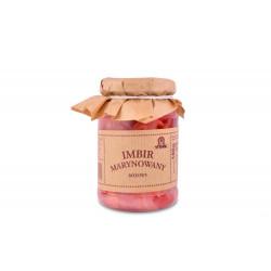 Imbir różowy marynowany 180 g Vitapol
