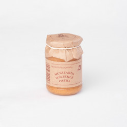 Musztarda wściekle ostra 210 g Vitapol