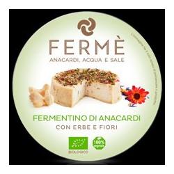 Fermentino z orzechów nerkowca z ziołami i kwiatami BIO 90 g